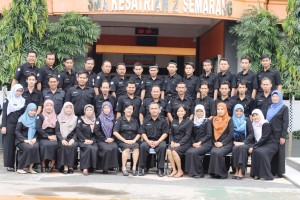 Guru - Karyawan SMA Kesatrian 2