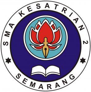 Logo SMA Kesatrian 2 Semarang