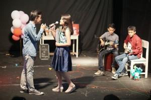 Musikalisasi Puisi oleh siswa