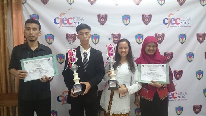 central java english competition