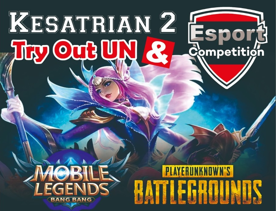 Try out dan esport